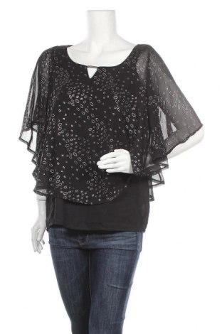 Γυναικεία μπλούζα Armand Thiery, Μέγεθος L, Χρώμα Μαύρο, Πολυεστέρας, Τιμή 6,79€