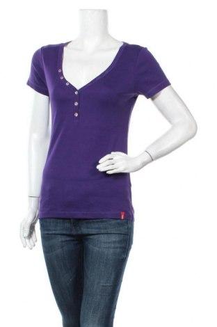 Γυναικεία μπλούζα Artime, Μέγεθος L, Χρώμα Βιολετί, Βαμβάκι, Τιμή 9,35€