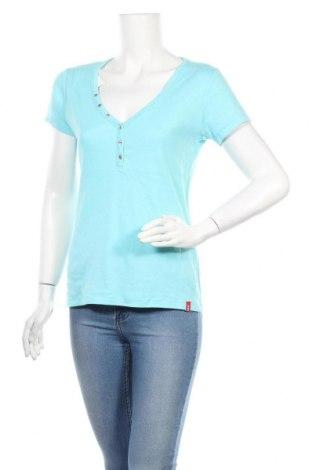 Γυναικεία μπλούζα Artime, Μέγεθος M, Χρώμα Μπλέ, Βαμβάκι, Τιμή 7,79€