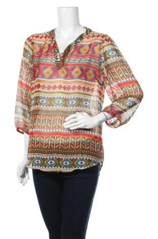 Дамска блуза Atlas For Women, Размер M, Цвят Многоцветен, Цена 4,73лв.