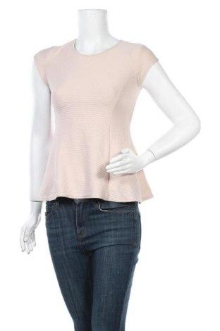 Γυναικεία μπλούζα Atmosphere, Μέγεθος S, Χρώμα  Μπέζ, 87% πολυεστέρας, 13% ελαστάνη, Τιμή 10,39€