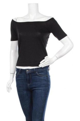 Γυναικεία μπλούζα Atmosphere, Μέγεθος L, Χρώμα Μαύρο, 60% πολυεστέρας, 35% βαμβάκι, 5% ελαστάνη, Τιμή 11,69€