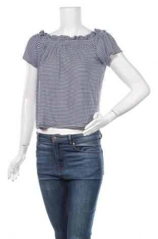 Γυναικεία μπλούζα Atmosphere, Μέγεθος S, Χρώμα Μπλέ, 95% βισκόζη, 5% ελαστάνη, Τιμή 10,49€