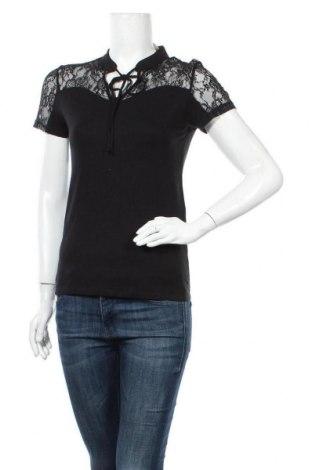 Γυναικεία μπλούζα Avant Premiere, Μέγεθος M, Χρώμα Μαύρο, 95% βισκόζη, 5% ελαστάνη, Τιμή 9,87€