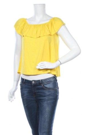 Γυναικεία μπλούζα Avant Premiere, Μέγεθος M, Χρώμα Κίτρινο, Τιμή 8,77€