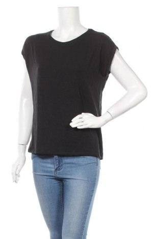 Γυναικεία μπλούζα Aware by Vero Moda, Μέγεθος M, Χρώμα Μαύρο, 95% lyocell, 5% ελαστάνη, Τιμή 11,11€