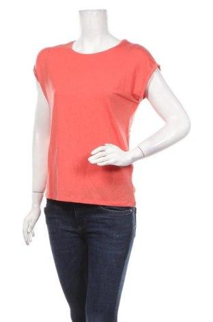 Γυναικεία μπλούζα Aware by Vero Moda, Μέγεθος XS, Χρώμα Κόκκινο, 95% τενσελ, 5% ελαστάνη, Τιμή 14,07€