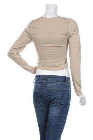 Γυναικεία μπλούζα BDG, Μέγεθος L, Χρώμα  Μπέζ, 92% πολυαμίδη, 8% ελαστάνη, Τιμή 5,28€