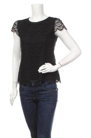Γυναικεία μπλούζα Banana Republic, Μέγεθος XXS, Χρώμα Μαύρο, Πολυεστέρας, Τιμή 8,64€