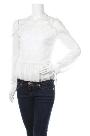Γυναικεία μπλούζα Bardot, Μέγεθος M, Χρώμα Λευκό, Πολυαμίδη, Τιμή 9,48€