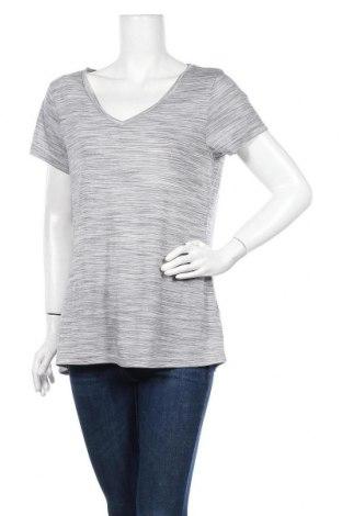 Γυναικεία μπλούζα Beach Time, Μέγεθος M, Χρώμα Γκρί, 85% πολυεστέρας, 15% βισκόζη, Τιμή 3,18€