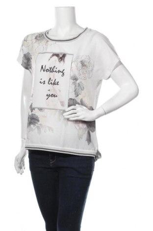 Γυναικεία μπλούζα Best Connections, Μέγεθος M, Χρώμα Γκρί, Τιμή 11,69€