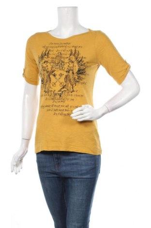 Γυναικεία μπλούζα Betty Barclay, Μέγεθος M, Χρώμα Κίτρινο, Τιμή 18,19€