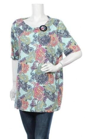 Γυναικεία μπλούζα Betty Barclay, Μέγεθος XXL, Χρώμα Πολύχρωμο, 92% βισκόζη, 8% ελαστάνη, Τιμή 23,45€