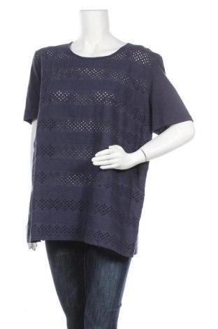 Γυναικεία μπλούζα Bexleys, Μέγεθος XXL, Χρώμα Μπλέ, Βαμβάκι, Τιμή 8,77€