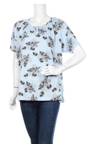 Γυναικεία μπλούζα Bexleys, Μέγεθος XL, Χρώμα Μπλέ, 50% βαμβάκι, 50% μοντάλ, Τιμή 10,52€