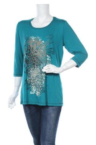 Γυναικεία μπλούζα Bexleys, Μέγεθος L, Χρώμα Πράσινο, Τιμή 9,87€