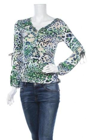 Γυναικεία μπλούζα Biba, Μέγεθος XS, Χρώμα Πολύχρωμο, 92% βισκόζη, 8% ελαστάνη, Τιμή 4,94€