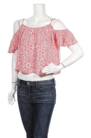 Γυναικεία μπλούζα Bik Bok, Μέγεθος S, Χρώμα  Μπέζ, Βισκόζη, Τιμή 9,74€