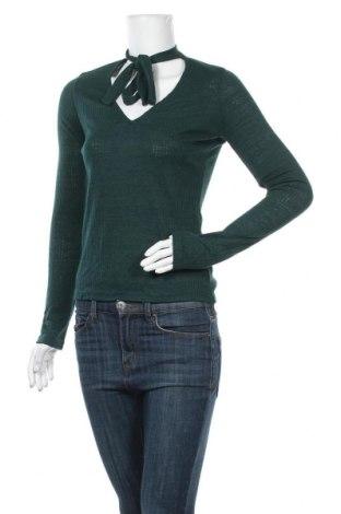 Γυναικεία μπλούζα Bik Bok, Μέγεθος S, Χρώμα Πράσινο, 55% βισκόζη, 45% πολυεστέρας, Τιμή 10,39€