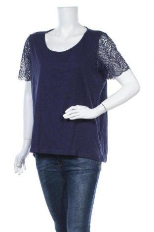 Γυναικεία μπλούζα Blue Motion, Μέγεθος XL, Χρώμα Μπλέ, Τιμή 9,94€