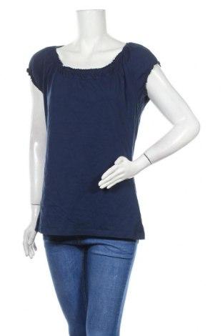Γυναικεία μπλούζα Blue Motion, Μέγεθος M, Χρώμα Μπλέ, Βαμβάκι, Τιμή 9,87€