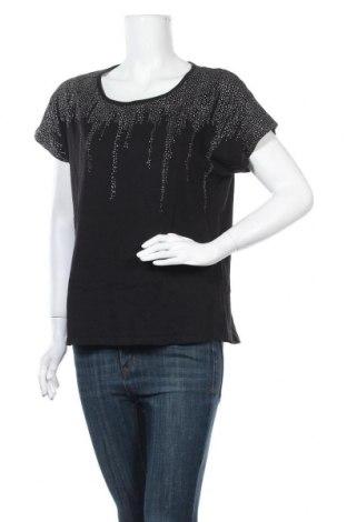 Γυναικεία μπλούζα Blue Motion, Μέγεθος L, Χρώμα Μαύρο, Βαμβάκι, Τιμή 9,87€