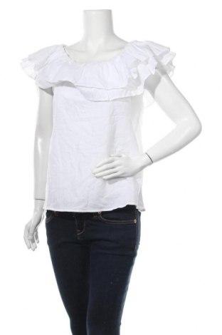 Γυναικεία μπλούζα Blue Motion, Μέγεθος S, Χρώμα Λευκό, Βαμβάκι, Τιμή 10,39€
