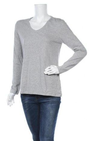 Γυναικεία μπλούζα Blue Motion, Μέγεθος L, Χρώμα Γκρί, 86% βαμβάκι, 9% βισκόζη, 5% ελαστάνη, Τιμή 10,39€