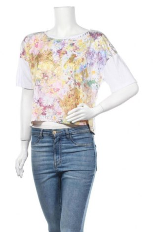 Дамска блуза Bongo, Размер L, Цвят Многоцветен, 65% полиестер, 35% вискоза, Цена 7,61лв.