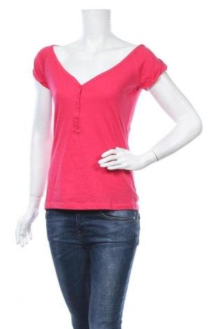 Γυναικεία μπλούζα Brave Soul, Μέγεθος M, Χρώμα Ρόζ , Βαμβάκι, Τιμή 9,74€