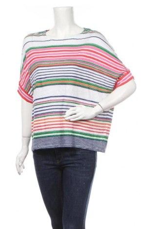 Дамска блуза Brax, Размер L, Цвят Многоцветен, Лен, Цена 33,60лв.
