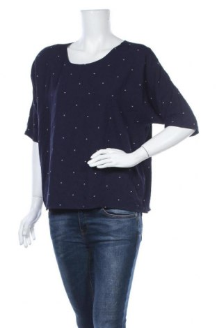 Γυναικεία μπλούζα Broadway, Μέγεθος M, Χρώμα Μπλέ, Βισκόζη, Τιμή 8,64€
