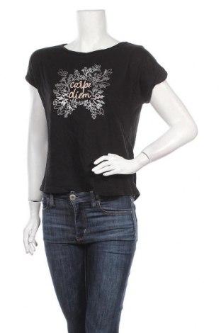 Γυναικεία μπλούζα Broadway, Μέγεθος L, Χρώμα Μαύρο, 50% βαμβάκι, 50% βισκόζη, Τιμή 4,97€