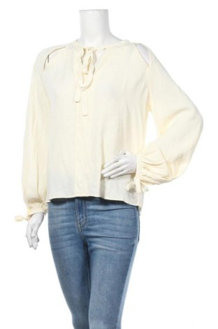Дамска блуза By Malene Birger, Размер S, Цвят Екрю, Вискоза, Цена 174,47лв.