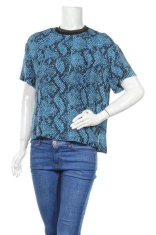 Дамска блуза By Malene Birger, Размер L, Цвят Син, Цена 58,50лв.