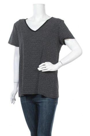 Γυναικεία μπλούζα C&A, Μέγεθος XL, Χρώμα Μαύρο, 95% βαμβάκι, 5% ελαστάνη, Τιμή 9,74€