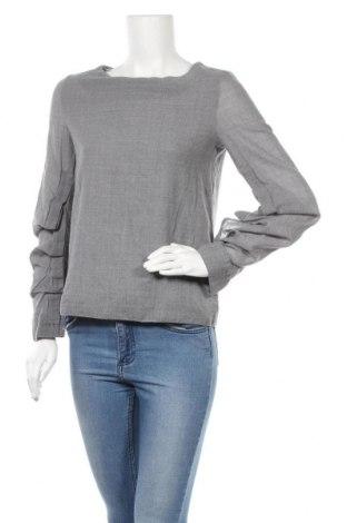 Дамска блуза COS, Размер M, Цвят Сив, 89% вълна, 11% полиамид, Цена 36,00лв.