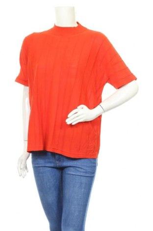 Дамска блуза COS, Размер S, Цвят Червен, Цена 34,50лв.