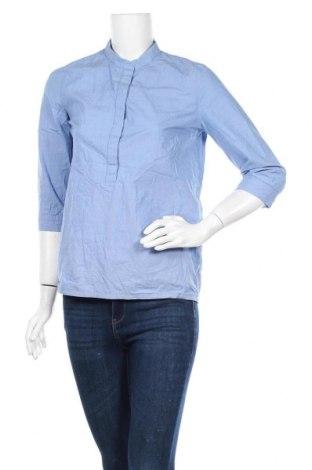 Дамска блуза COS, Размер S, Цвят Син, Цена 35,91лв.
