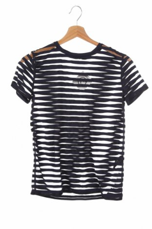 Дамска блуза COS, Размер XS, Цвят Син, 90% полиестер, 10% еластан, Цена 30,24лв.