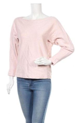 Дамска блуза COS, Размер XS, Цвят Розов, 76% вискоза, 20% полиамид, 4% еластан, Цена 22,05лв.