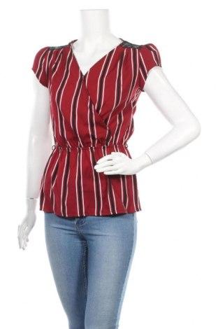 Γυναικεία μπλούζα Cache Cache, Μέγεθος XS, Χρώμα Πολύχρωμο, Πολυεστέρας, Τιμή 8,77€