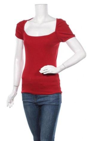 Дамска блуза Calliope, Размер M, Цвят Червен, Цена 13,65лв.