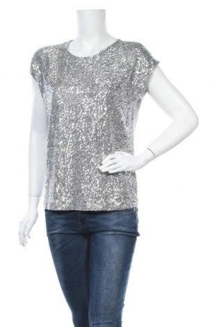 Дамска блуза Canda, Размер S, Цвят Сив, Цена 14,70лв.