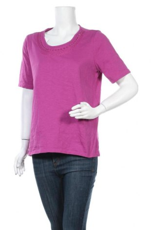 Дамска блуза Canda, Размер M, Цвят Лилав, Цена 17,96лв.
