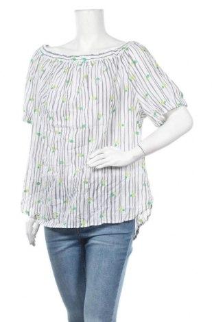 Дамска блуза Canda, Размер XL, Цвят Многоцветен, Цена 16,96лв.