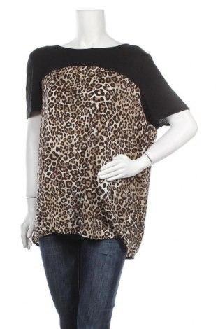 Дамска блуза Canda, Размер XXL, Цвят Многоцветен, Полиестер, Цена 15,96лв.