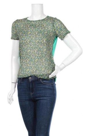 Γυναικεία μπλούζα Caroll, Μέγεθος XS, Χρώμα Πολύχρωμο, Βαμβάκι, μοντάλ, βισκόζη, μετάξι, Τιμή 18,19€