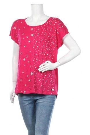 Дамска блуза Cecil, Размер XL, Цвят Розов, 50% памук, 50% модал, Цена 14,70лв.